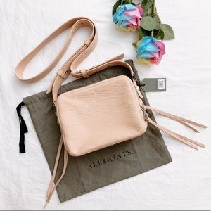 BNWT Allsaints Vincent crossbody bag purse